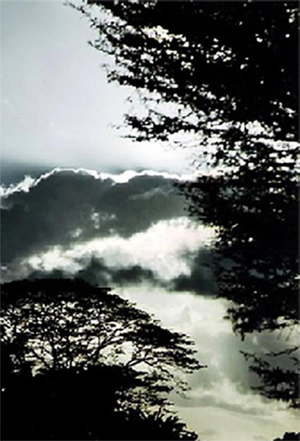 Atardecer-Montañero