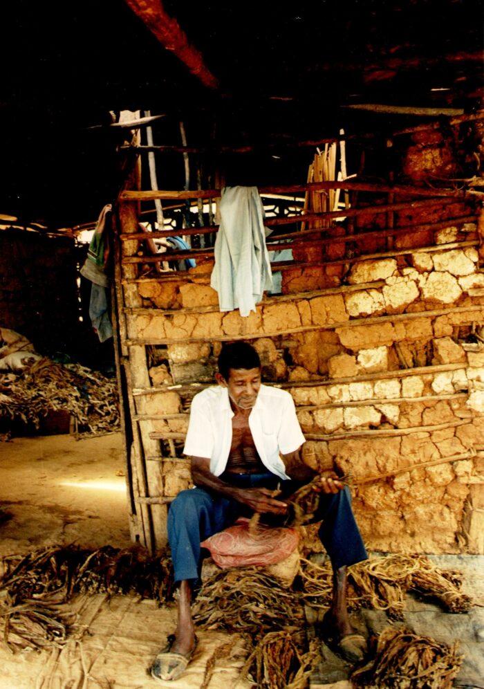 Copia de Irene Turner - Venezuela- Tabaquero